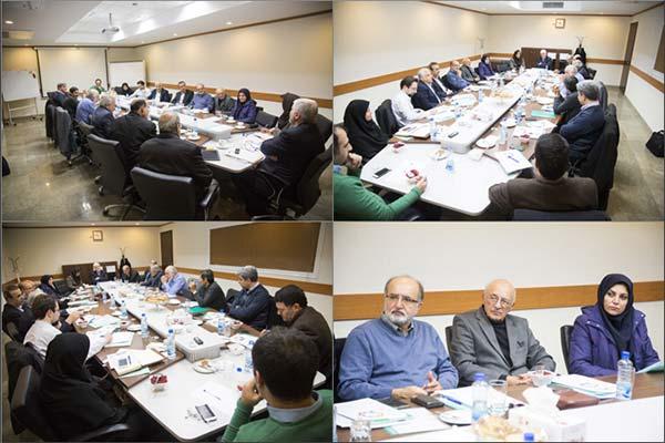 برگزاری جلسه هماهنگی کنفرانس فرهنگ سازمانی بانک پاسارگا
